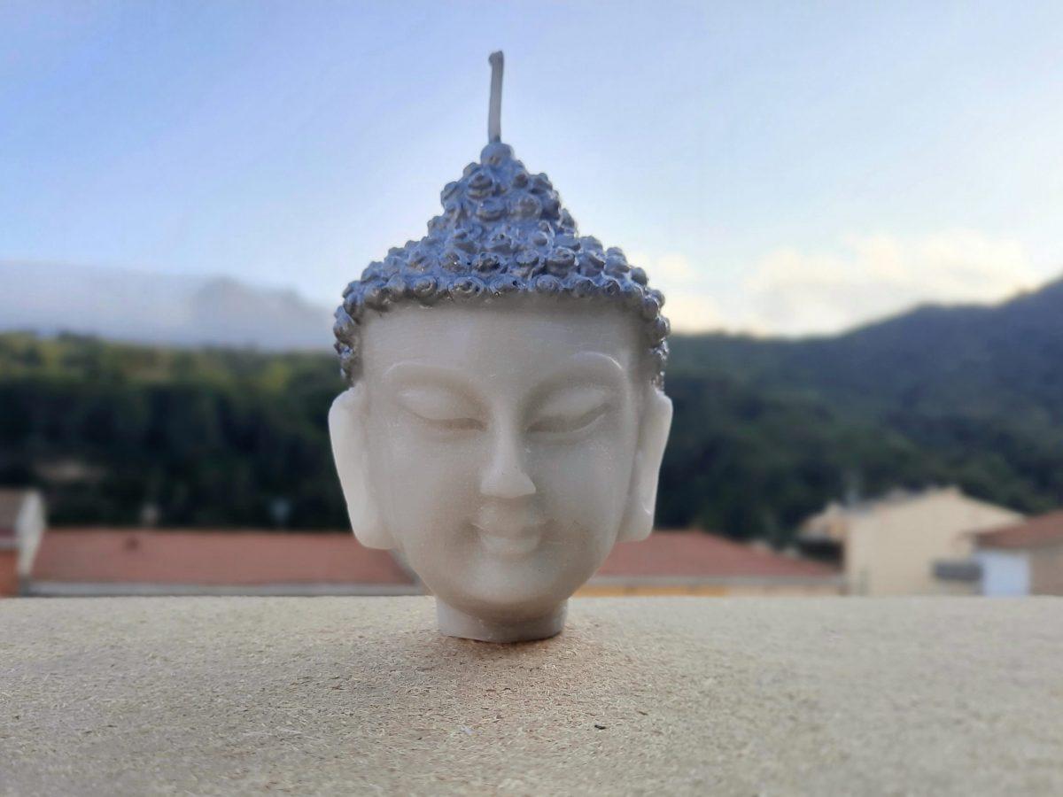 NaturalDreams8 • Vela Cabeza Buda