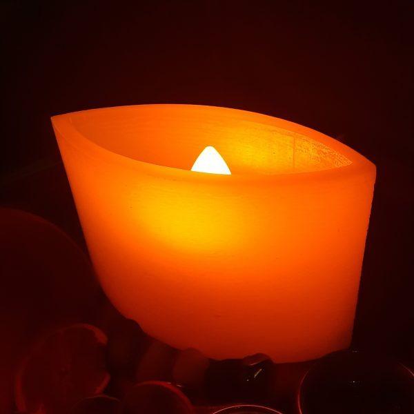 Lámpara de Cera Ojiva
