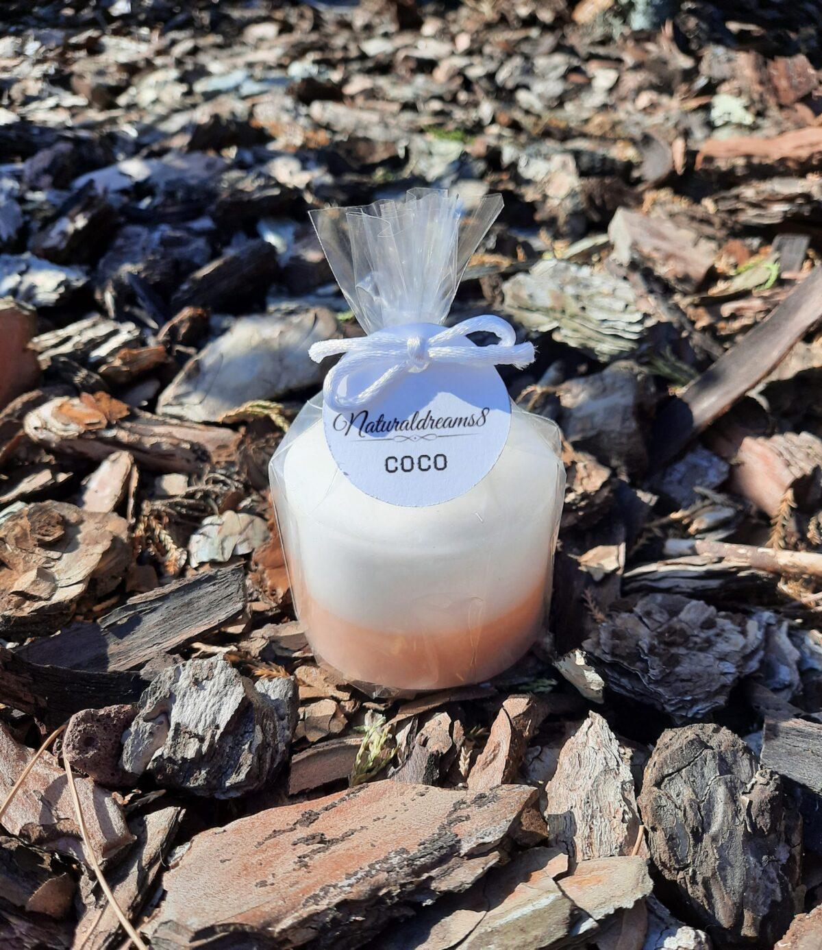 Vela Pequeña Coco